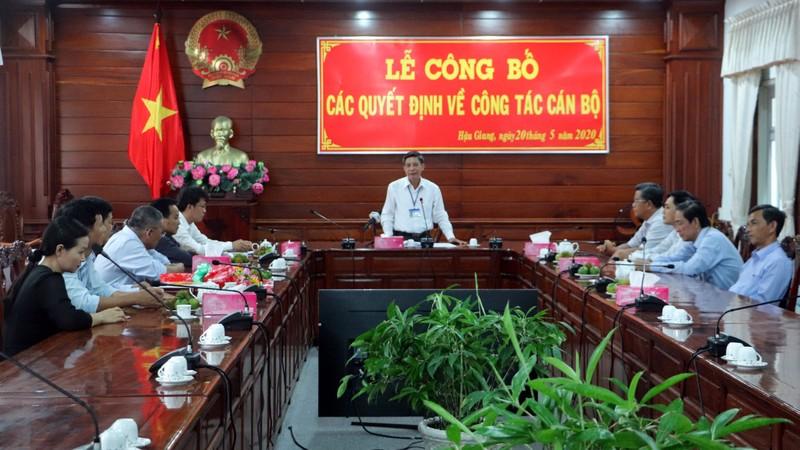 Đề nghị giám đốc Đài Hậu Giang làm chủ tịch Hội Nhà báo tỉnh - ảnh 2