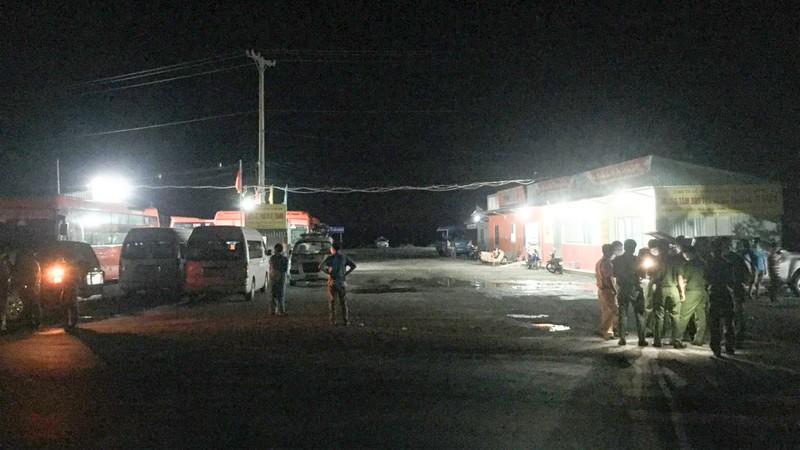Phong tỏa bến xe ở Hậu Giang vì 1 người từ Campuchia về - ảnh 1