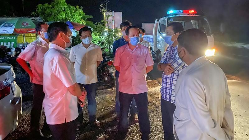 Hành trình người khách về từ Campuchia làm bến xe bị phong tỏa - ảnh 2