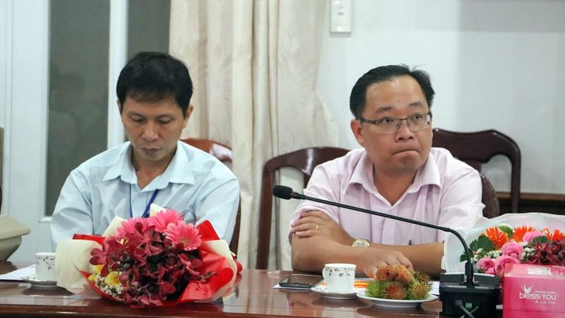 Hậu Giang: Tỉnh ủy, Ủy ban điều động, bổ nhiệm nhiều lãnh đạo - ảnh 1