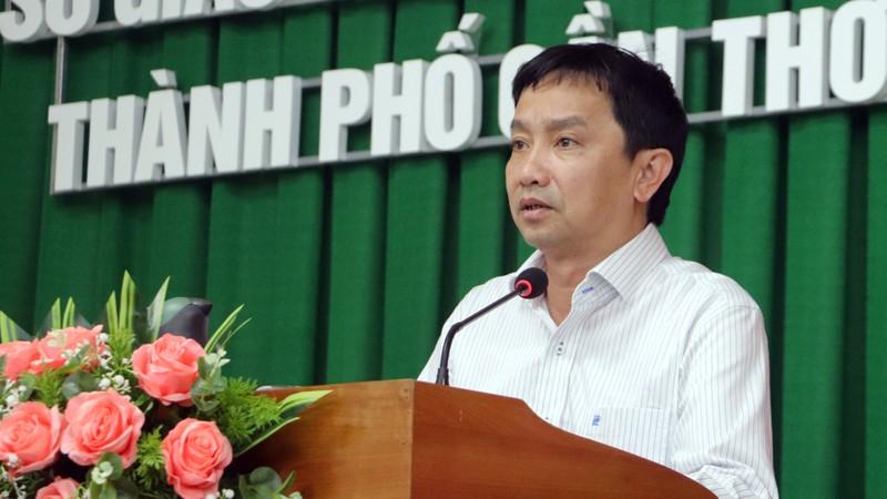 Giám đốc Sở GTVT Cần Thơ nói về việc không tiếp công dân - ảnh 1