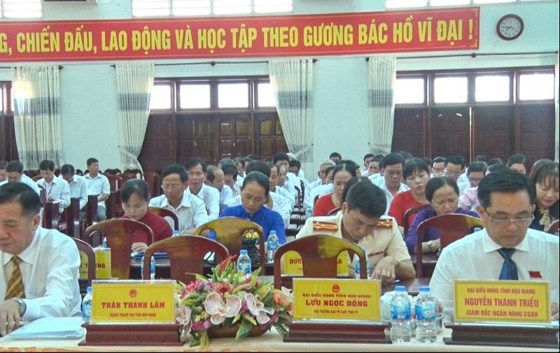 Hậu Giang: Nguyên Chánh Thanh tra làm Phó Ban Tổ chức Tỉnh ủy - ảnh 2