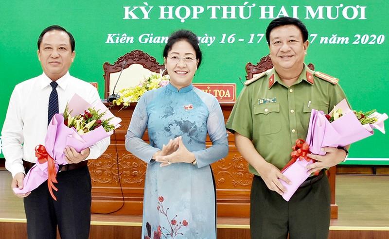 Kiên Giang: Giám đốc Sở Tài chính làm Phó Chủ tịch tỉnh - ảnh 1