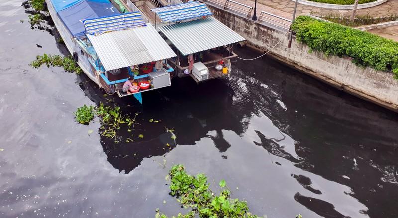 Nước sông ở Hậu Giang có màu đen: Lý do khó ngờ - ảnh 2