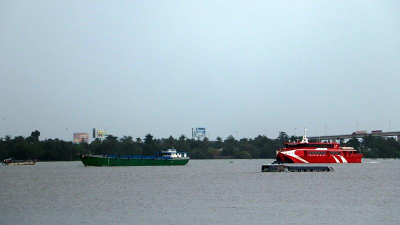Tạm dừng hoạt động tàu cao tốc Cần Thơ - Trần Đề - Côn Đảo - ảnh 1