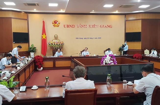 Kiên Giang xử lý gần hết các kiến nghị của Thanh tra Chính phủ - ảnh 1