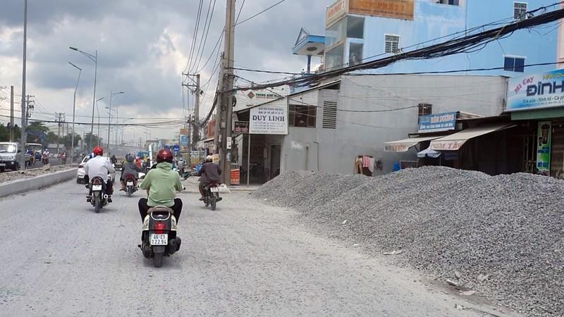 Cần Thơ: Dân than trời vì dự án nâng cấp đường 3-2 - ảnh 8