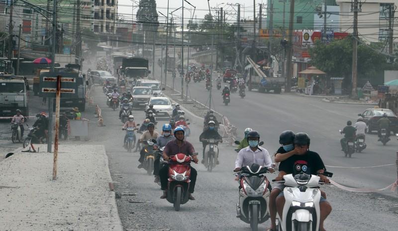 Cần Thơ: Dân than trời vì dự án nâng cấp đường 3-2 - ảnh 3