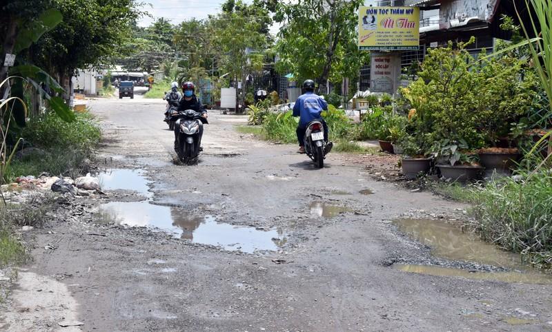 Hoàng Quốc Việt - 'Con đường đau khổ' giữa lòng TP Cần Thơ - ảnh 7