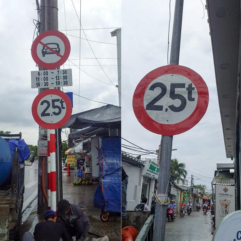 Kẹt xe hẻm 51: Có biển cấm, xe vẫn chạy vù vù - ảnh 2