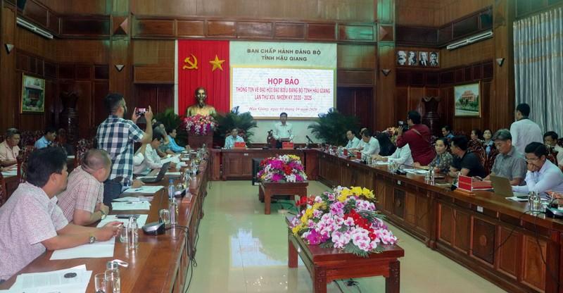 Hậu Giang: Có 29 Tỉnh ủy viên tái cử ở nhiệm kỳ 2020 - 2025 - ảnh 2