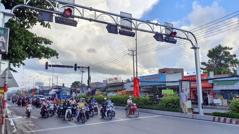 Cần Thơ: Bố trí lại 1 nút giao thông để tránh ùn tắc - ảnh 2
