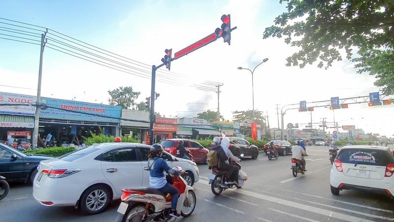 Cần Thơ: Bố trí lại 1 nút giao thông để tránh ùn tắc - ảnh 3
