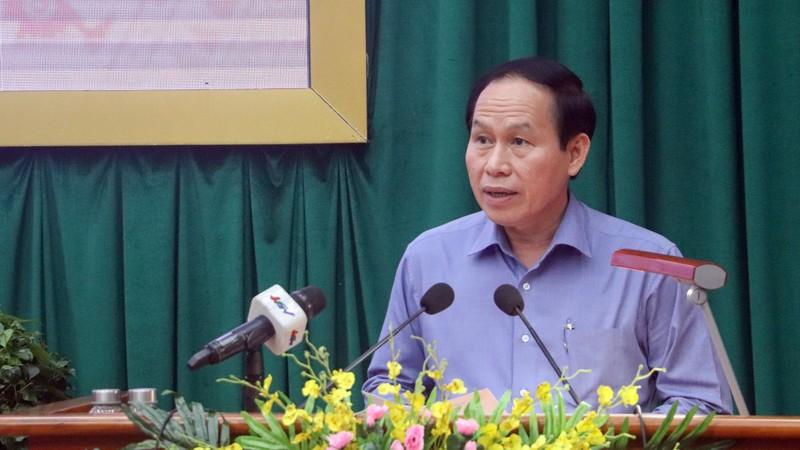 Bộ Chính trị chuẩn y kết quả Đại hội Đảng bộ tỉnh Hậu Giang - ảnh 1