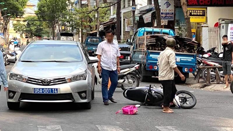 Vụ xe biển xanh gây tai nạn ở Cần Thơ: Sẽ xử nghiêm - ảnh 1