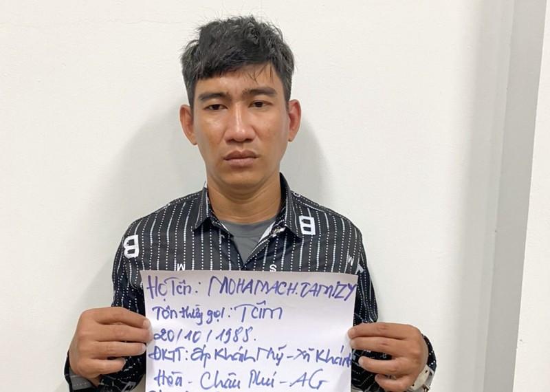 Bắt bảy nghi phạm rủ nhau ra Phú Quốc cướp giật  - ảnh 1