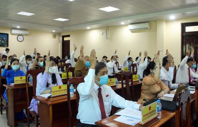 Hậu Giang: Thông qua dự án dời dân ở Lung Ngọc Hoàng - ảnh 1