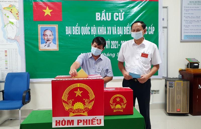 Kiên Giang công bố danh sách 60 đại biểu HĐND tỉnh - ảnh 1