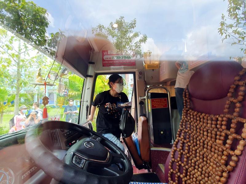 600 SV Đại học Y Dược Cần Thơ lên đường hỗ trợ Kiên Giang chống dịch - ảnh 7