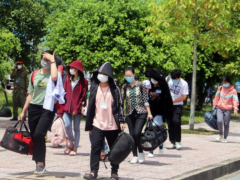 600 SV Đại học Y Dược Cần Thơ lên đường hỗ trợ Kiên Giang chống dịch - ảnh 2