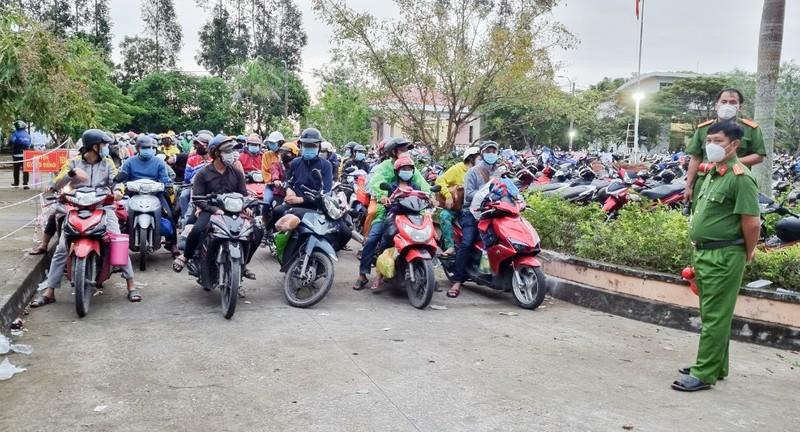 Dự kiến ngày 5-10, Kiên Giang đón 500 công dân từ các tỉnh về quê - ảnh 1
