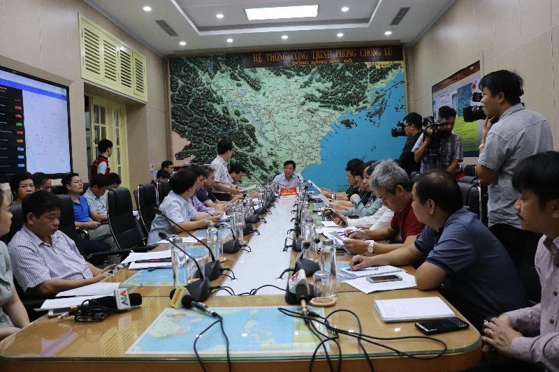 Hỗ trợ Thanh Hóa khắc phục hậu quả mưa lũ do bão số 3 - ảnh 1