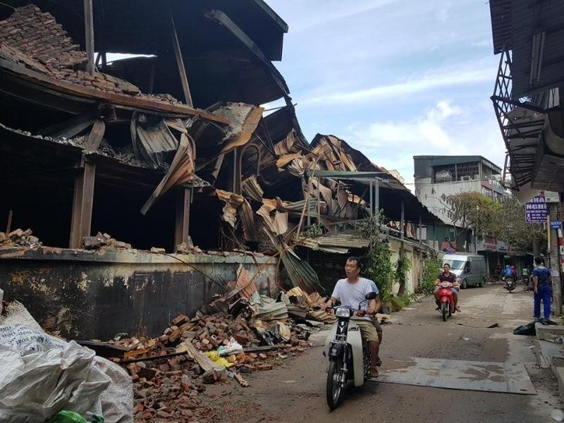 Vụ cháy Rạng Đông: 100 người xét nghiệm mức nhiễm thủy ngân  - ảnh 1