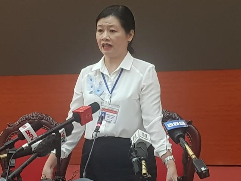 Cháy Rạng Đông: Không có việc yêu cầu phường Hạ Đình kiểm điểm - ảnh 1