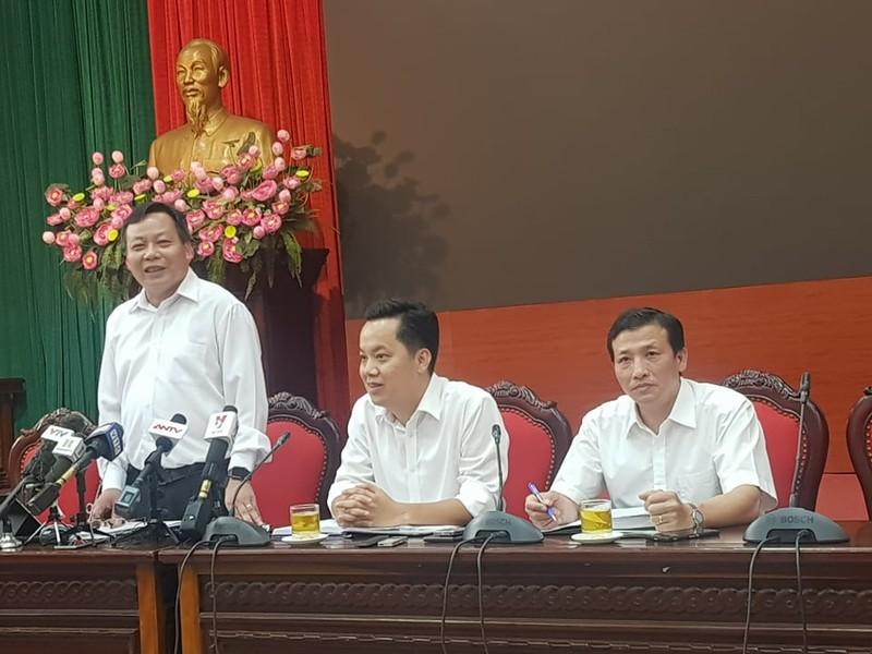 Hà Nội thông tin chính thức về vụ cháy Rạng Đông - ảnh 2