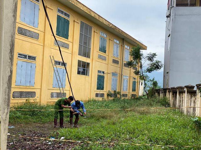 Một học sinh lớp 2 bị điện giật tử vong trong giờ ra chơi - ảnh 1