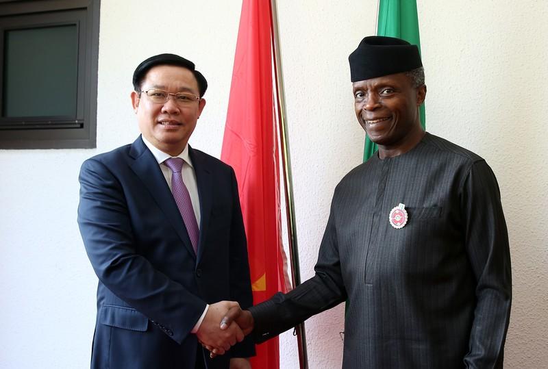 Nigeria và Việt Nam mong muốn đẩy nhanh hợp tác nông nghiệp - ảnh 1