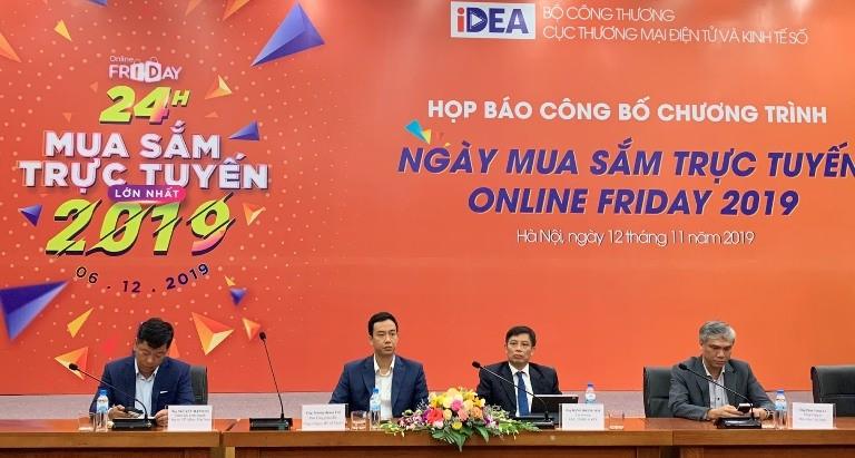 Ngày Online Friday 2019 có gì đặc biệt? - ảnh 1