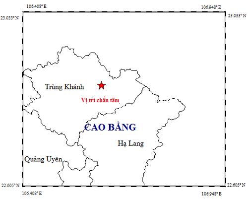 Hà Nội lại rung lắc vì ảnh hưởng động đất từ Cao Bằng - ảnh 1