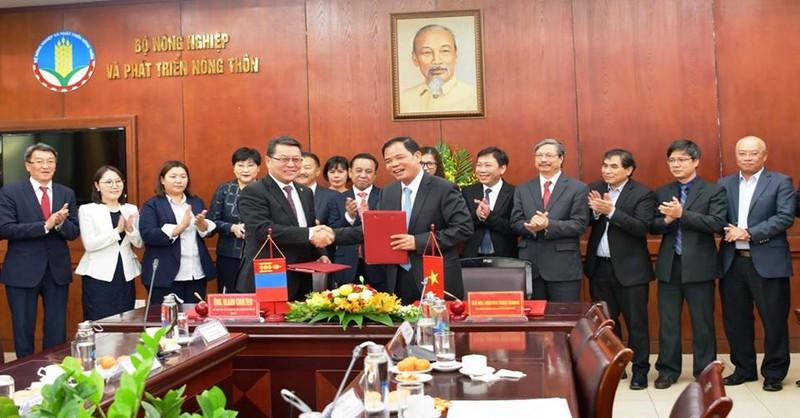 Mông Cổ muốn bán nhiều sản phẩm từ xương ngựa vào VN - ảnh 1