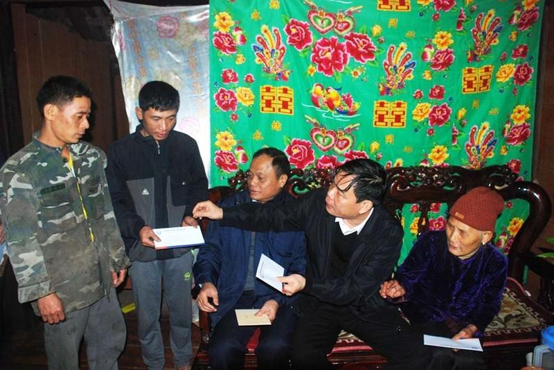 Mùng 1 tết, Bộ trưởng Nguyễn Xuân Cường đi kiểm tra khẩn - ảnh 2