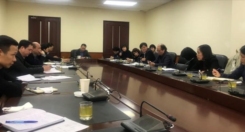 Bộ Công Thương họp khẩn sản xuất khẩu trang vải - ảnh 1