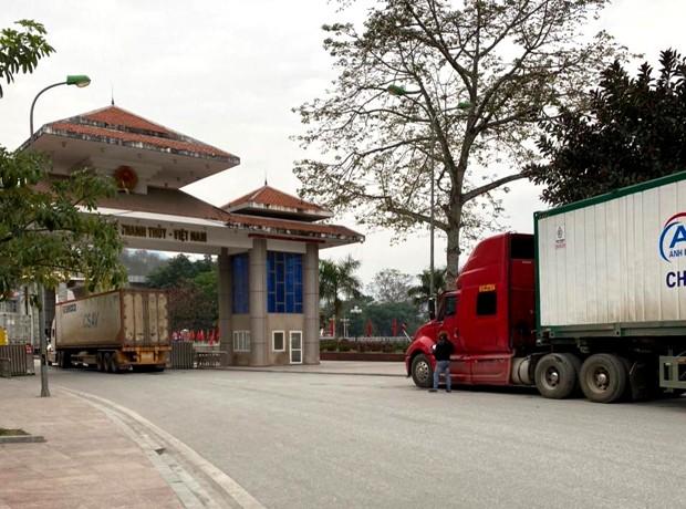 Cửa khẩu Tân Thanh thông quan trở lại từ hôm nay - ảnh 1