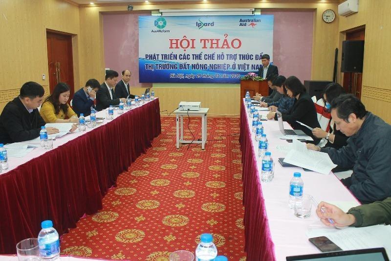 Giá đất nông nghiệp Việt Nam chưa được tính sát thị trường - ảnh 1