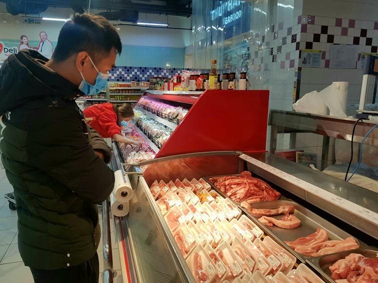 Giá heo tại Hà Nội đột ngột tăng thần tốc, lên 91.000 đồng/kg - ảnh 1