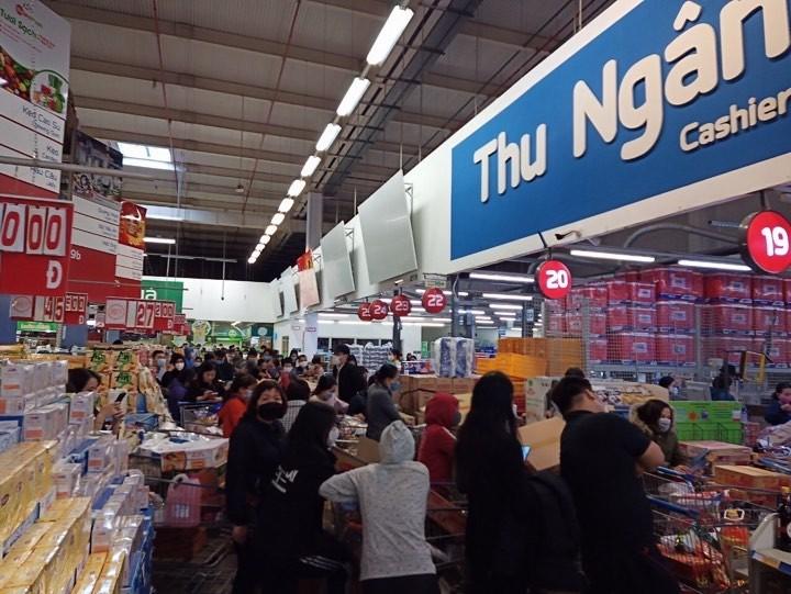 Dân Hà Nội mua hàng tích trữ: Bộ Công Thương nói gì? - ảnh 3