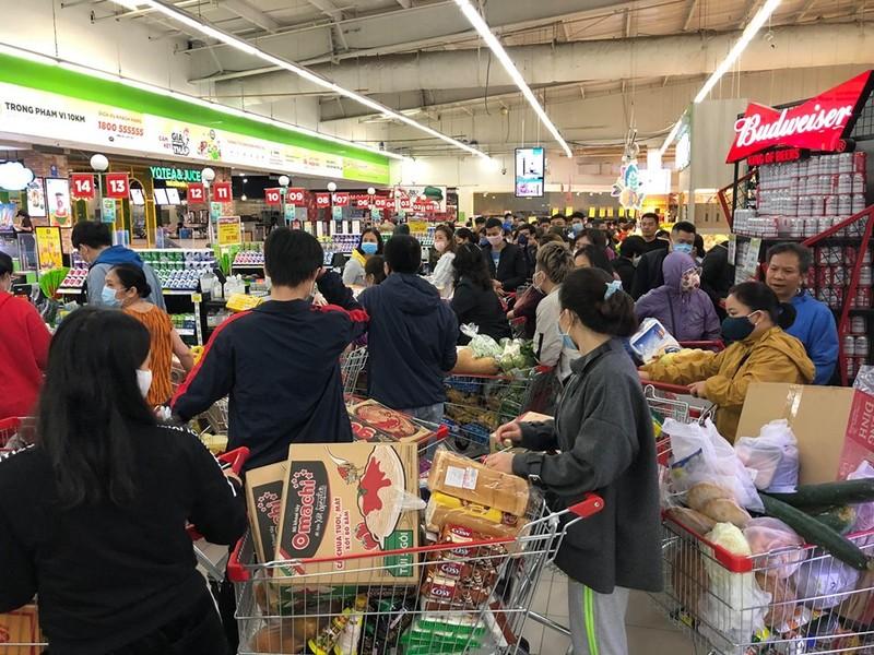 Dân Hà Nội mua hàng tích trữ: Bộ Công Thương nói gì? - ảnh 4