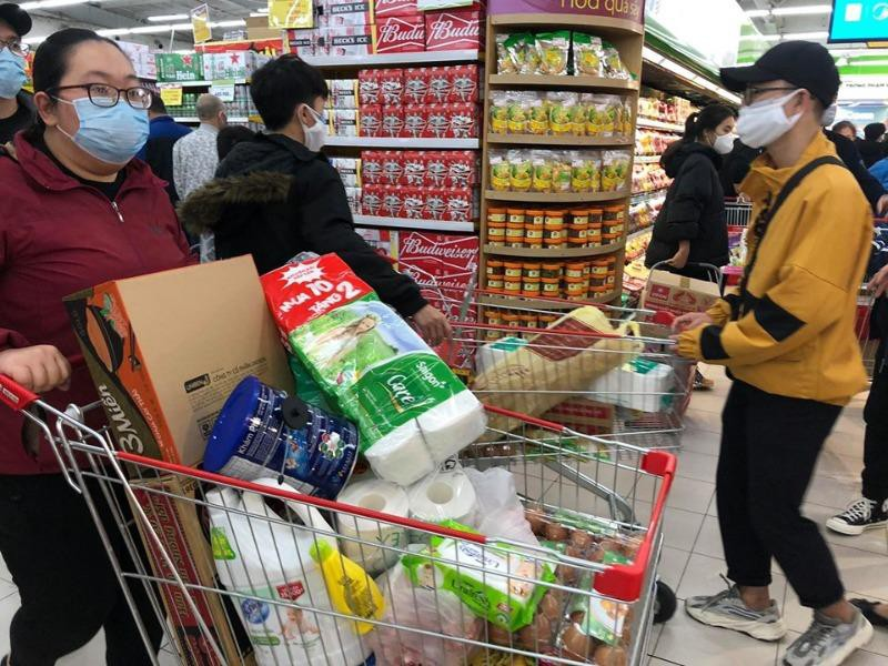 'Bình tĩnh, hàng hóa tại Hà Nội đáp ứng đủ mọi cấp độ' - ảnh 3