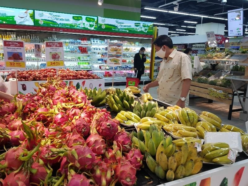 Hàng loạt cửa hàng tại Hà Nội đóng cửa chống dịch COVID-19 - ảnh 9