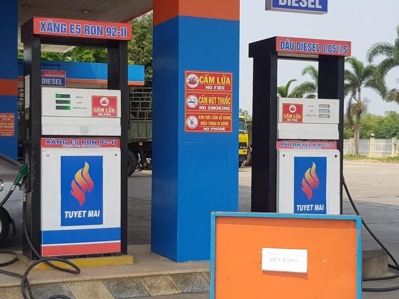 Nhiều cây xăng ở Quảng Nam hết xăng: Bộ Công Thương lên tiếng  - ảnh 1