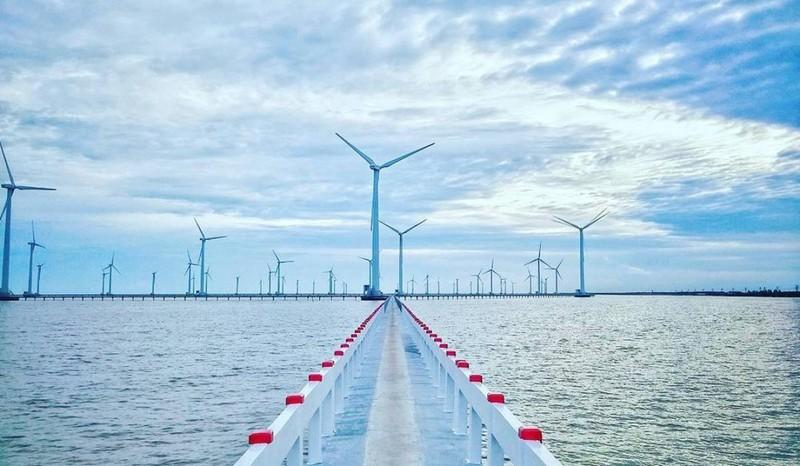 Bộ Công Thương đề xuất kéo dài cơ chế giá điện gió cố định - ảnh 1