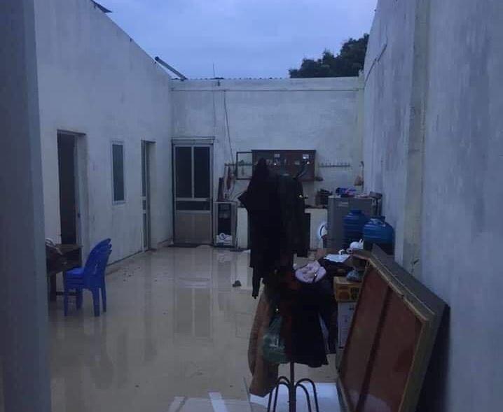 Hàng trăm hecta mận, xoài, nhãn ở Sơn La tan hoang do mưa đá - ảnh 2