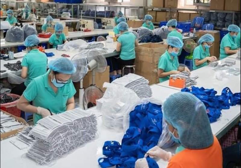 Người Mỹ, Đức... muốn mua hàng tỉ khẩu trang của DN Việt Nam - ảnh 1