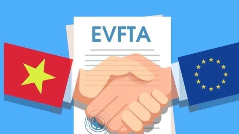 Hoàn thiện các thủ tục để EVFTA đi vào thực thi - ảnh 1