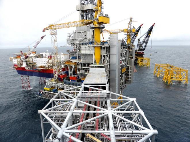Xăng dầu Việt ứng phó với giá dầu thế giới dưới 0 USD/thùng - ảnh 1