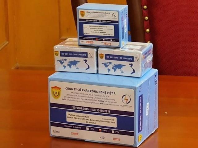 WHO công nhận bộ kit xét nghiệm COVID-19 do Việt Nam sản xuất - ảnh 1